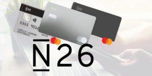 Banque en ligne N26